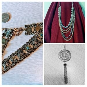 Jewelry - Cute Necklace Lot